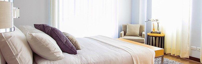Bed via pixabay